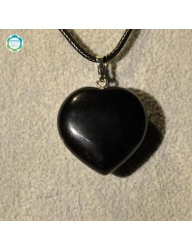 Zawieszka w kształcie serca...