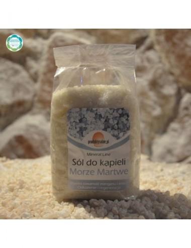 Sól do kąpieli z Morza...