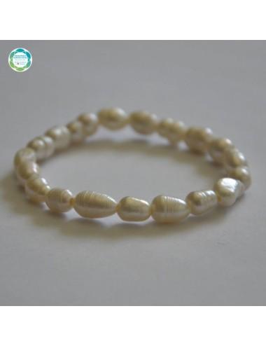 Bransoletka - perła