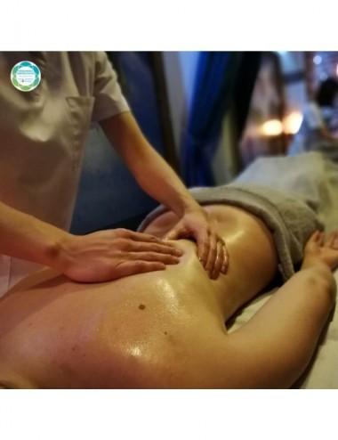 Odprężający masaż ciepłymi...